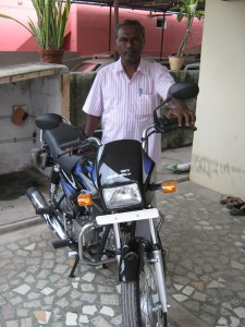 Two new scooters for SUCHI